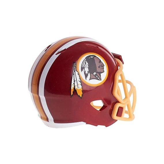 Riddell Washington Redskins NFL Velocidad Bolsillo Pro Micro/tamaño de Bolsillo/Mini Casco de fútbol: Amazon.es: Deportes y aire libre
