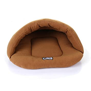 Amazon.com : Zhahender Cat Sleeping Bag Pets Beds Warm ...