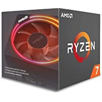 AMD Ryzen 7 2700X Processor with Wraith Prism RGB LED Cooler - YD270XBGAFBOX