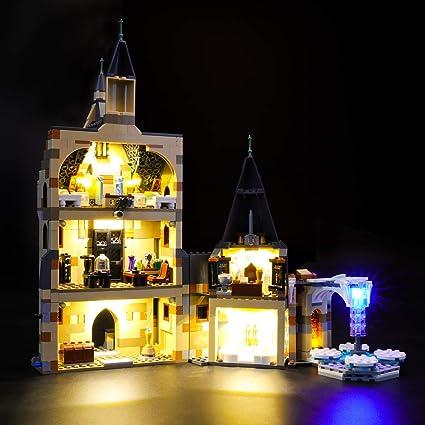 922 Pieces Compatible Harry Potter Hogwarts Clock Tower