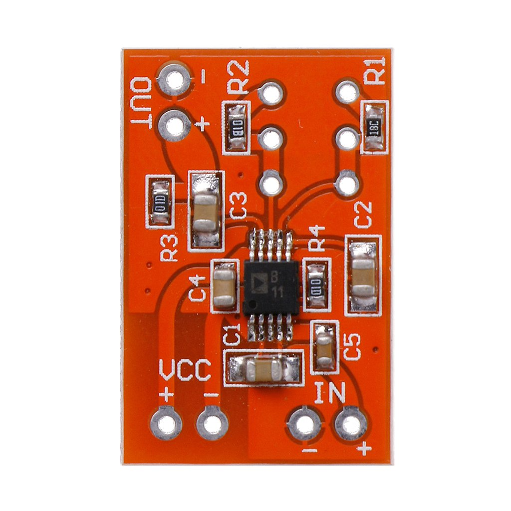 Fxco Ssm2167 Microphone Preamplifier Board Low Noise Comp Audio Door Phone Circuit Using Lm386 Compression Module Dc 3v 5v Business Industry Science