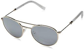 Nautica N4633Sp 717 52, Gafas de sol para Hombre, Gold ...