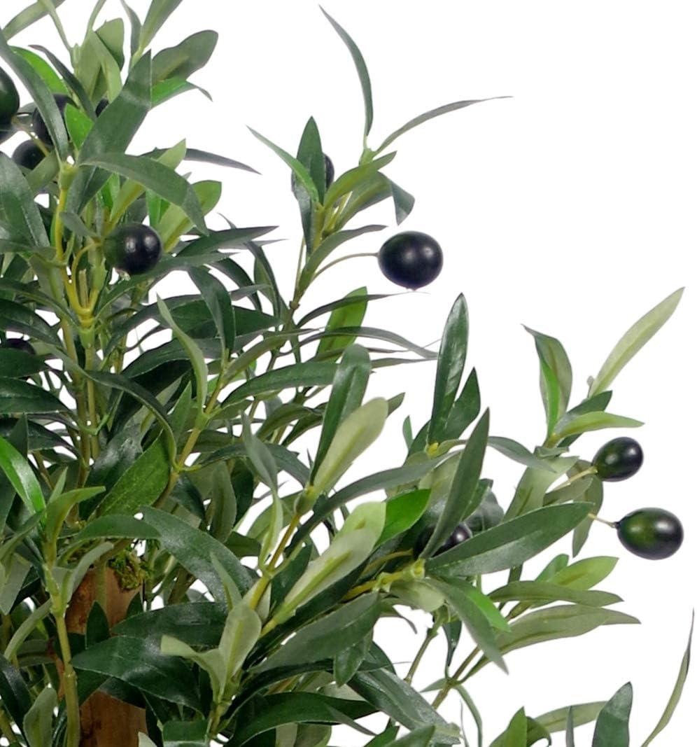 Hoja de 65 cm Artificial de Olivo de Gama Premium