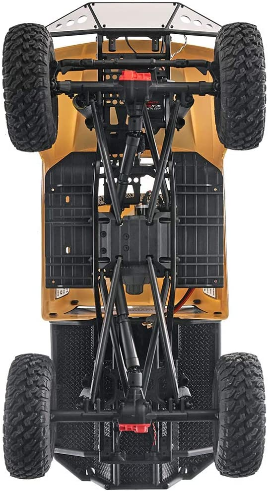 Axial Trail Honcho Off-Road Electric RC Rock Crawler RTR Tan Horizon Hobby AX90059
