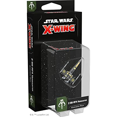 X-Wing 2ND Ed: Z-95-Af4 Headhunter: Toys & Games