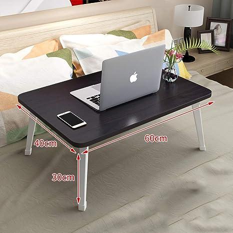 Amazon.com: Mesa plegable de escritorio, mesa de escritorio ...