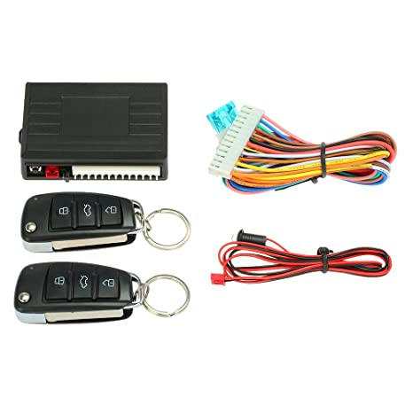 Buy Kkmoon Kkmoon Car Remote Central Lock Keyless Entry System
