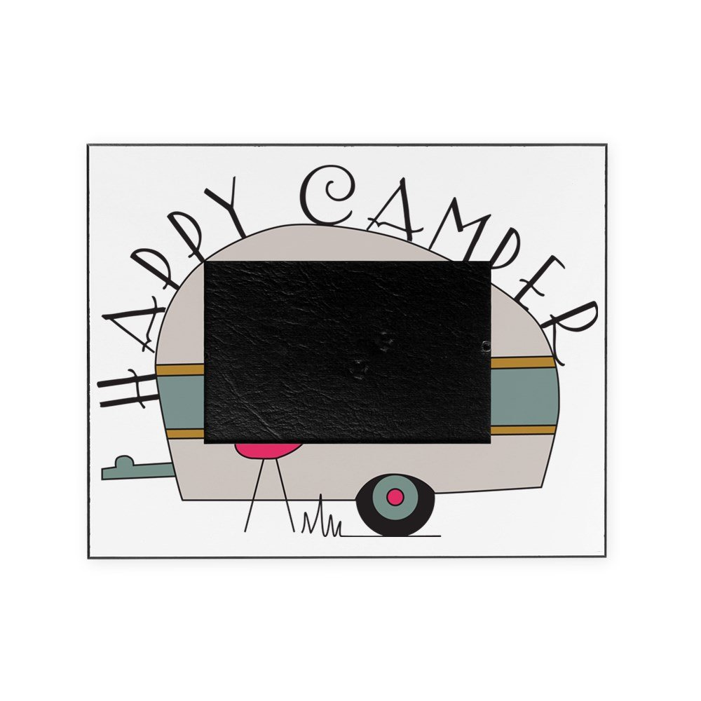 Happy Camper - Decorative 8x10 Picture Frame