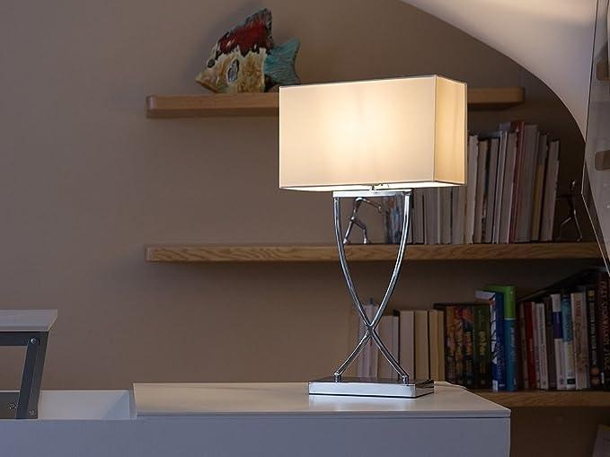 Lampada da scrivania tavolo e comodino illuminazione moderna