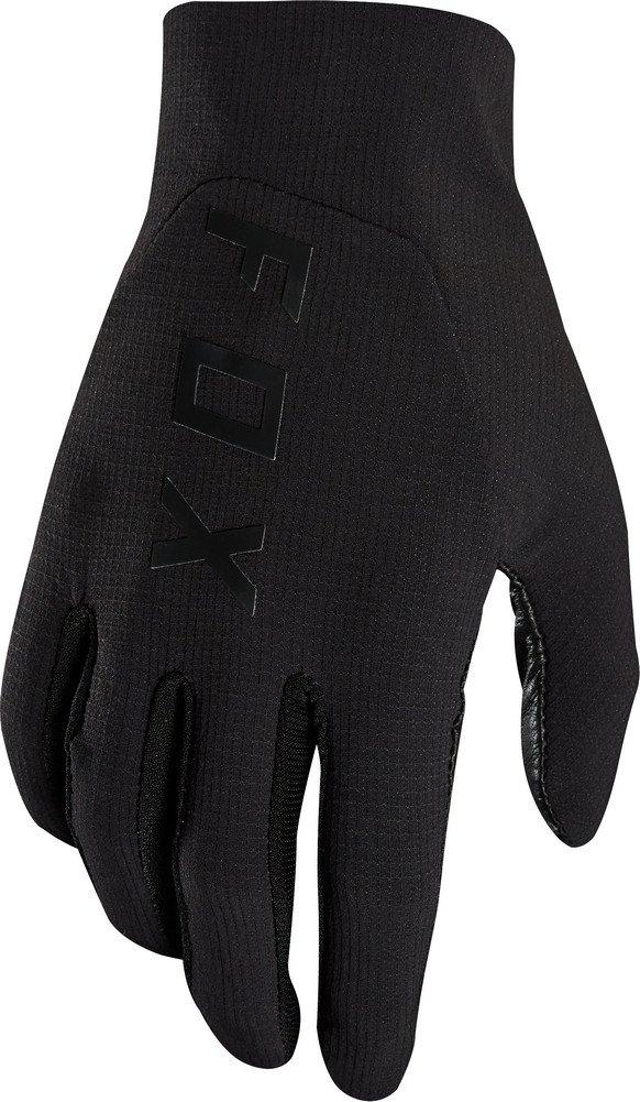 2018 Fox Racing Flexair Preest Gloves-Black-M