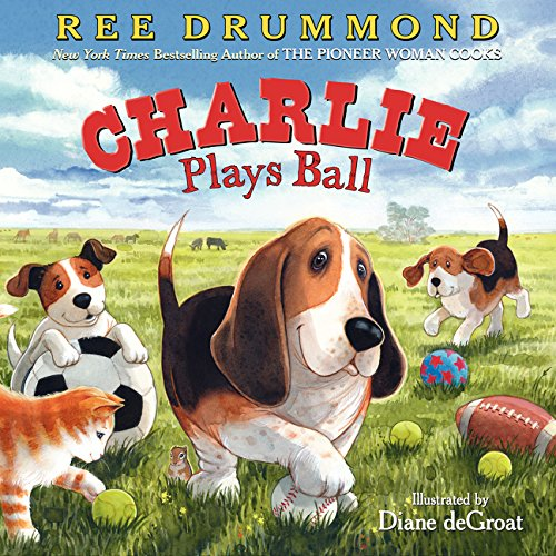 Charlie Plays Ball (Charlie the Ranch Dog) by HarperCollins (Image #1)