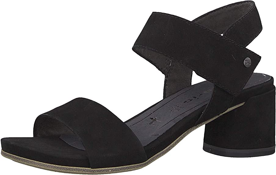 Sandalia Negra para Fiesta