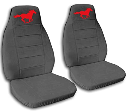 Miraculous Amazon Com 2005 2006 2007 Ford Mustang Seat Covers With A Beatyapartments Chair Design Images Beatyapartmentscom