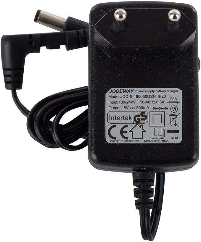 Rowenta cargador cargador fuente de alimentación Air Force Light rh6543 rh6545 14 V: Amazon.es: Hogar