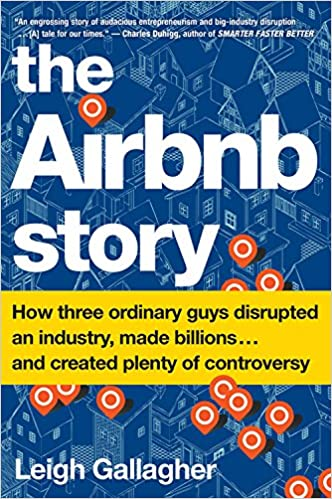 The Airbnb Story - Malaysia Online Bookstore