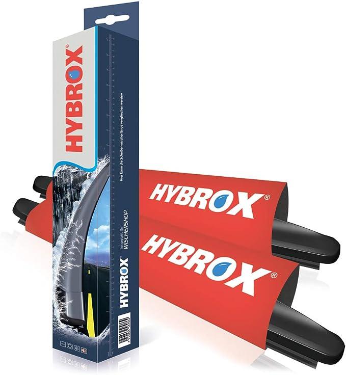 Hybrox Front Scheibenwischer Set1130x Auto