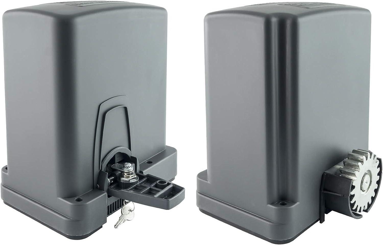 Sommer STArter 4018 - Motor de puerta corredera (400 kg, con mando a distancia, incluye comprobador de corriente ADAMS): Amazon.es: Bricolaje y herramientas