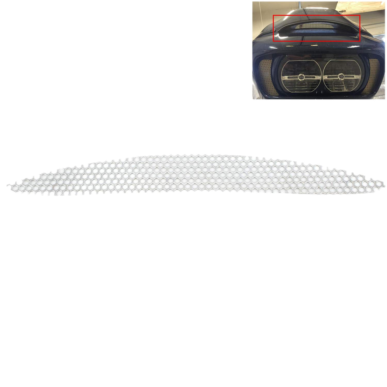 Motorcycle Mesh Fairing Top Vent Screen Grill For Road Glide Custom FLTRX Special FLTRXS 2015-2018 Ultra FLTRU FLTRUSE