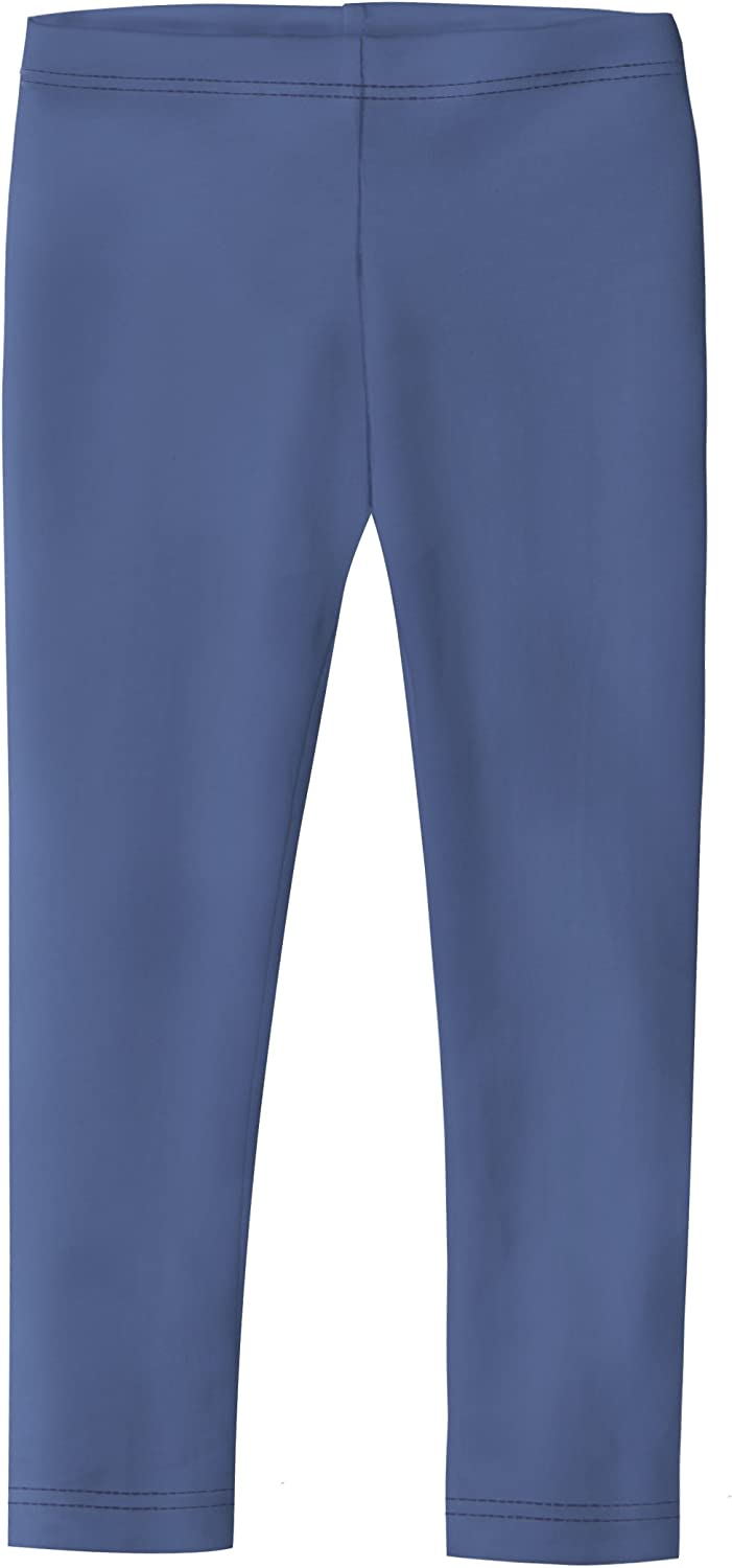 City Threads Girls Leggings in 100/% Cotton for School Uniform or Play Made in USA!