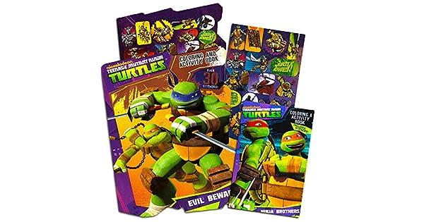 Amazon.com: teenage mutant ninja turtles Juego de para ...