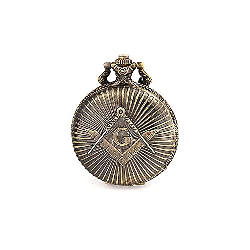 6fb31a806d74 Image Unavailable. Image not available for. Color: Bling Jewelry Master  Masonic Quartz Mens ...