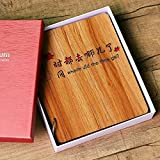Wood 4 inch album this / interstitial set up photo album / four inch photo album / ( Style : 7 )