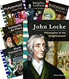 Biographies: World History 8-Book Set (Social Studies Readers)