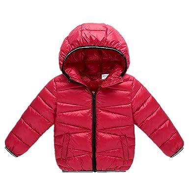 new lifestyle rock-bottom price classic fit Amazon.com: JIEYA Boy Girl Kid Winter Outerwear Warm Down ...