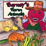 img - for Barney's Farm Animals book / textbook / text book