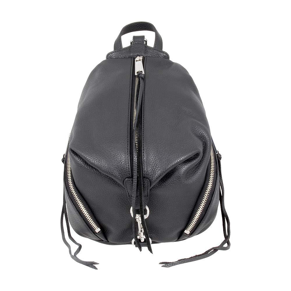 Rebecca Minkoff Medium Julian Backpack, Black