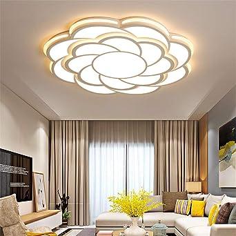 Neue innenbeleuchtung moderne led-deckenleuchten für wohnzimmer ...