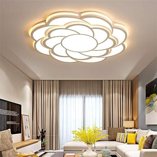 Plafoniere moderne illuminazione interna a led luminaria abajur ...