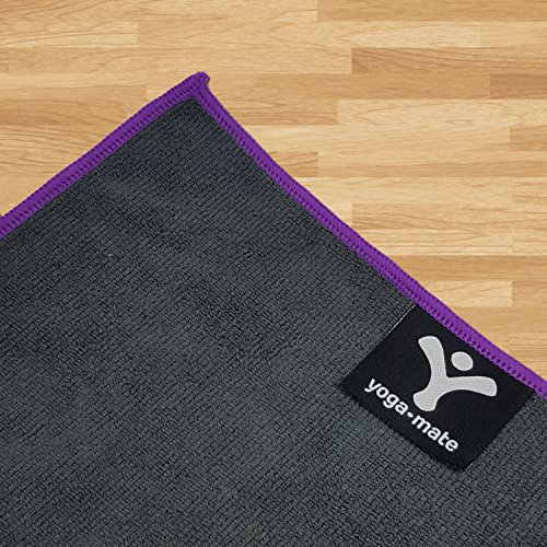 Yoga Mate Perfect Yoga Towel Super Soft Sweat Absorbent