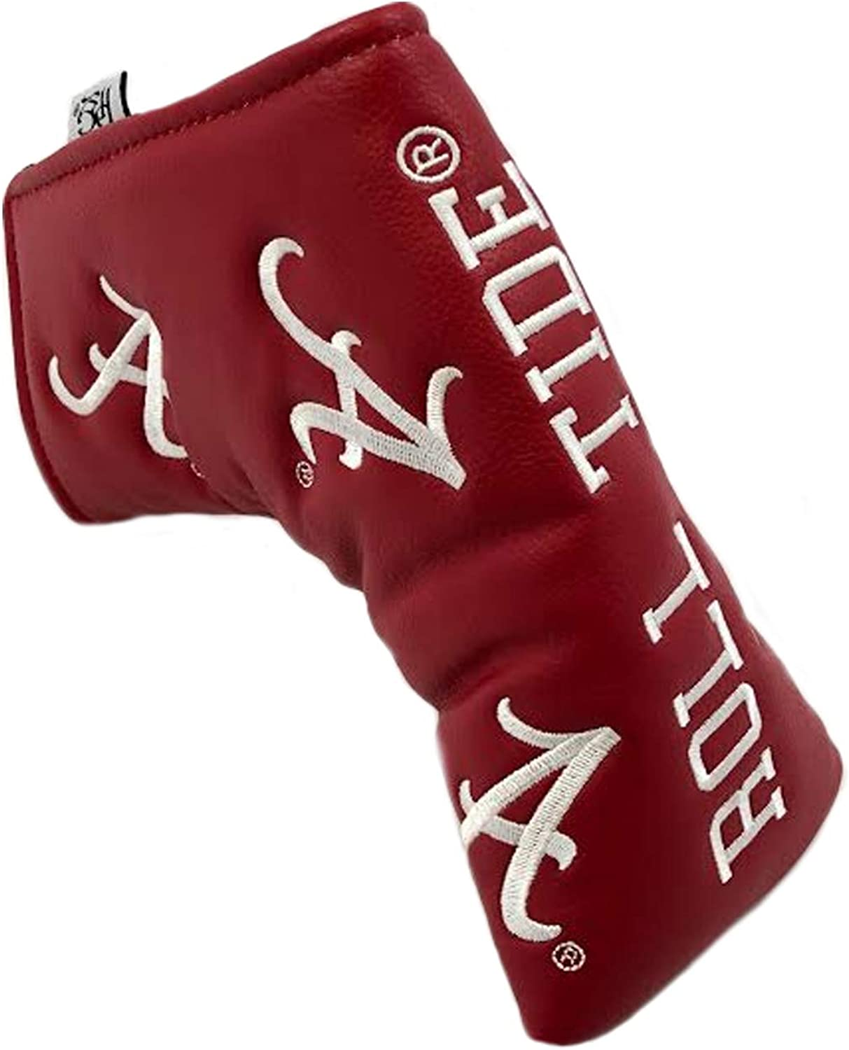 PRG Americas NCAA Alabama Crimson Tide University of AlabamaBlade Putter Cover, Deep Red, N/A