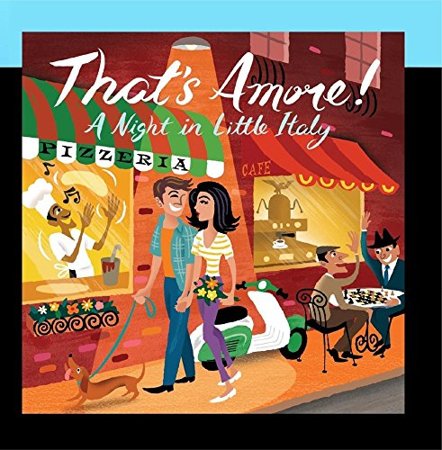 That's Amore! A Night in Little Italy by Avalon