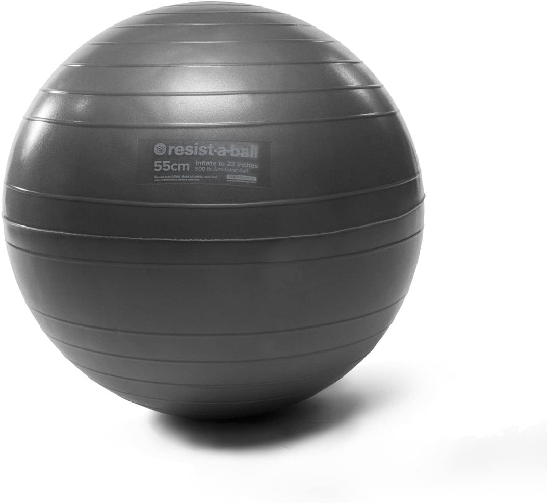Spinning Resist-A-Ball 55cm Silver