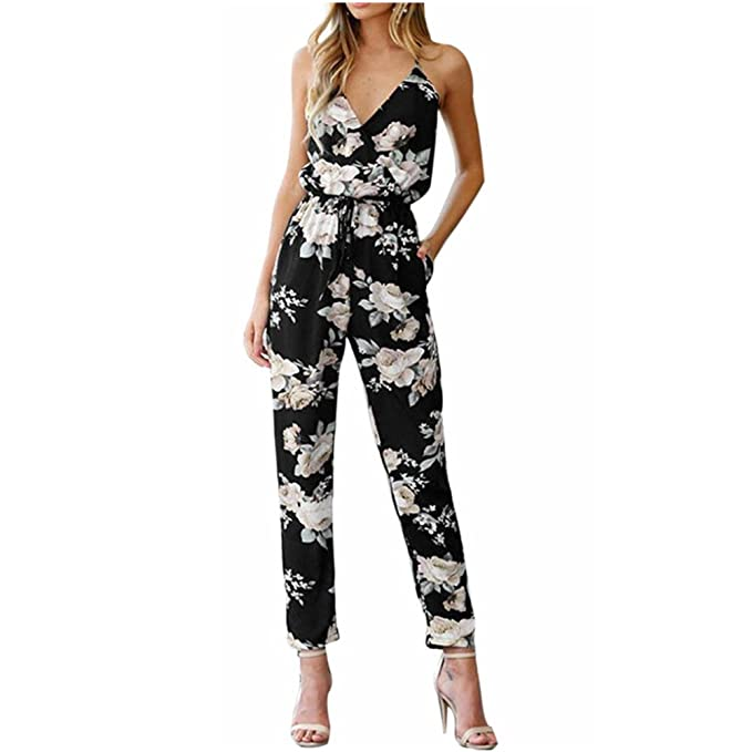 e0cfc780ad HOMEBABY ❤ Sleeveless Jumpsuits for Women