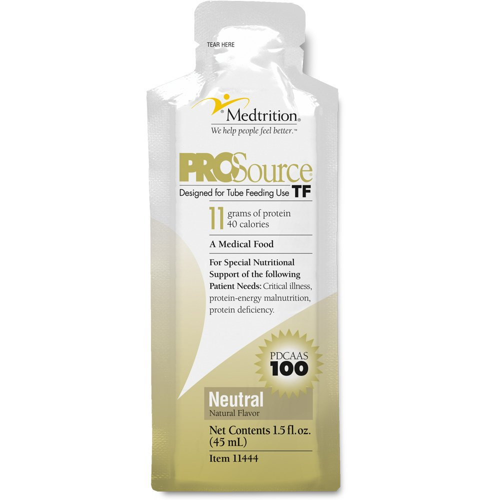 Liquid Protein Made Exclusively for Tube Feeding 11 Grams Protein |Medtrition| (100 Pack) by Medtrition