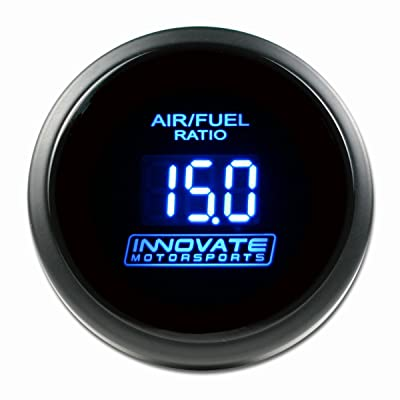 Innovate Motorsports 3793 DB BLUE Wideband Gauge Only 0-5 volt Input Linear (2 1/16 52mm): Automotive