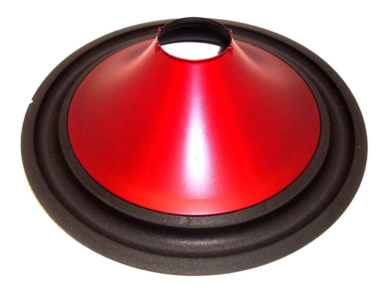 Genuine 15'' Rockford Fosgate Punch Series Poly Subwoofer Cone with Surround - P315D2 P315D4