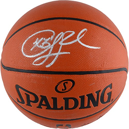 Chris Paul Houston Rockets Autographed Indoor/Outdoor Basketball - Fanatics Authentic Certified - Autographed -