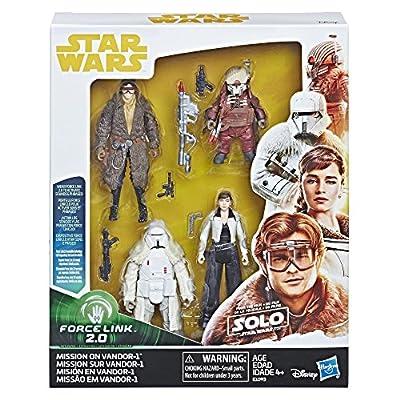 Star Wars Force Link 2.0 Mission on Vandor-1 3.75