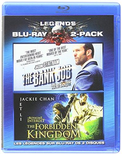 Bank Job/Forbidden Kingdom (Blu-ray)(Bilingual)