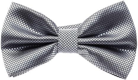 Corbata de Lazo Pajarita Bow Tie para Traje Formal Hombre Fiesta ...