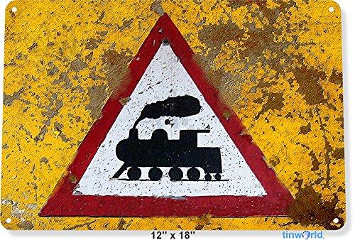 TIN SIGN 12