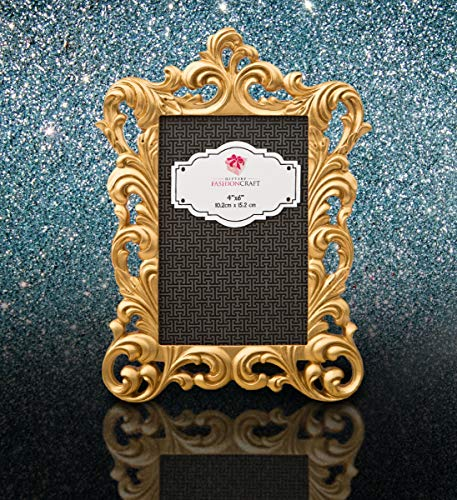59ca71d1161 Baroque Gold Metallic Frame from Gifts by Fashioncraft (18 pieces ...