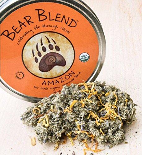 Bear Blend Amazon Organic Smoke (Smoke Herb)