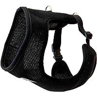 RC Pet Products Cirque Soft Walking Dog Harness, Medium, Black