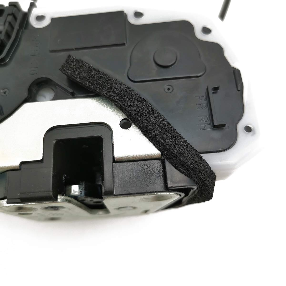 Cheriezing Door Lock Latch Actuator Assembly Front Left Driver for Nissan 2008-2015 Rogue 2014-2015 Rogue Select 937-266