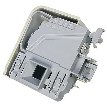 Bloqueo eléctrico – Lavadora – Bosch Siemens: Amazon.es: Grandes ...